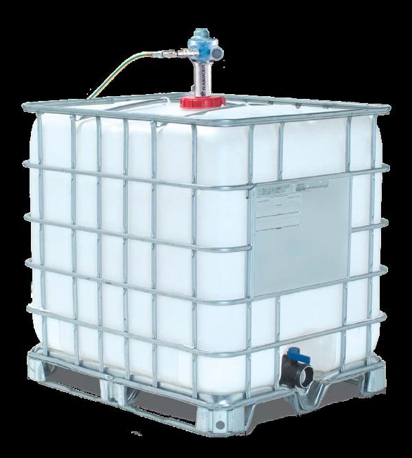Portable IBC Mixer - Mixquip Rummager